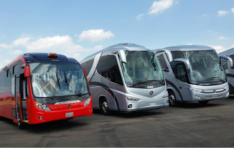 suman 6 6 millones de traslados diarios en autobuses mercedes benz en la cdmx vision automotriz. Black Bedroom Furniture Sets. Home Design Ideas