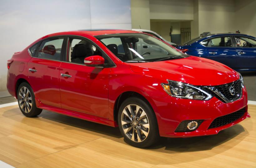 Nissan Sentra Sr Turbo 2017 Listo Para M 233 Xico Vision