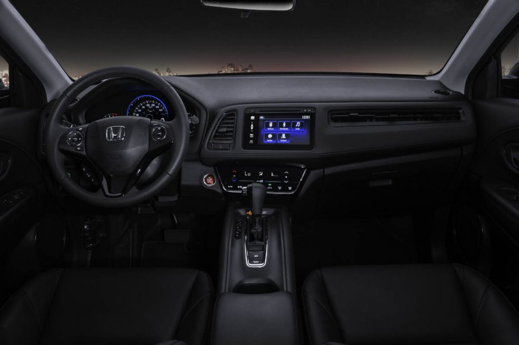 Honda Hr V 2018 De M 233 Xico Para El Mundo Vision Automotriz