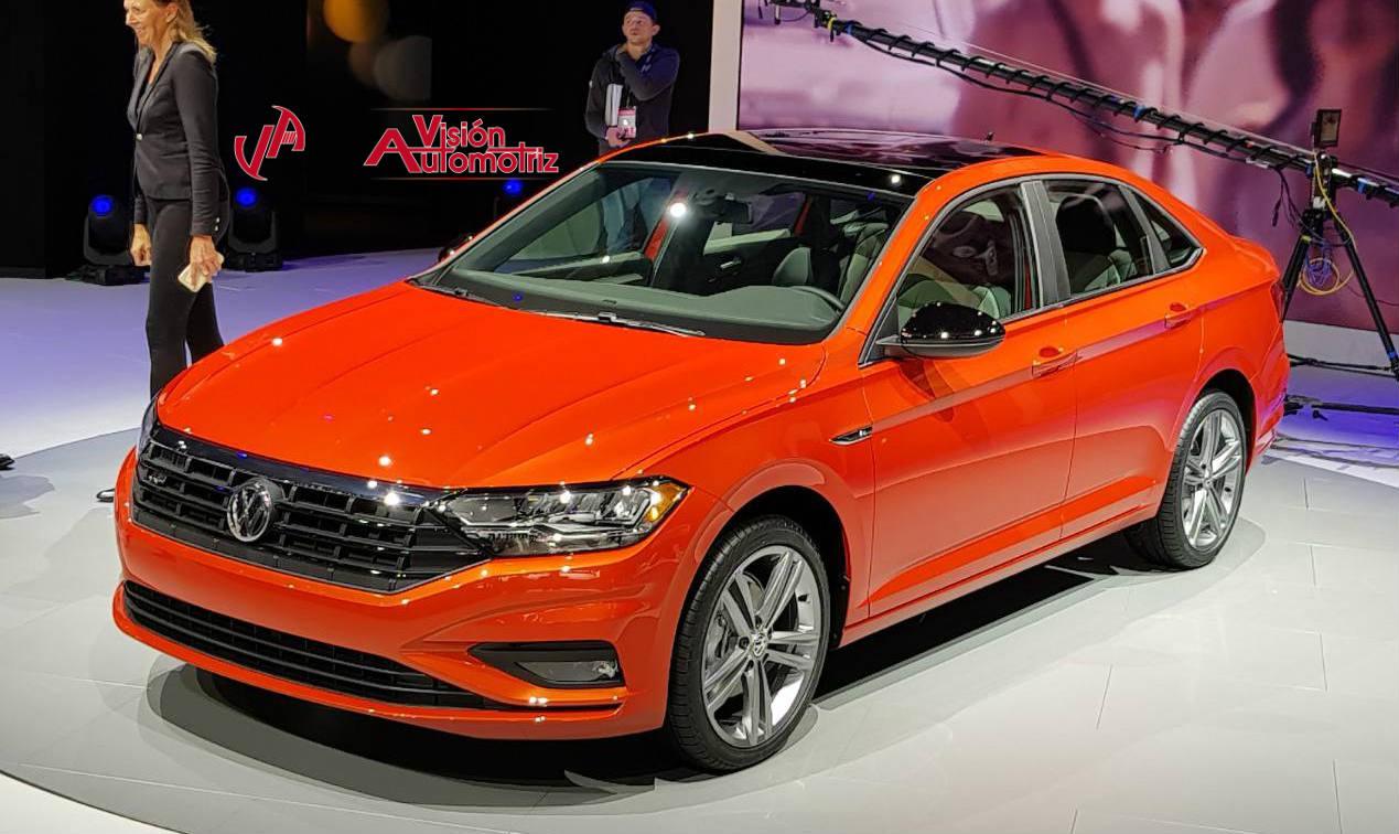 Volkswagen Jetta 2019 Deportivo Agresivo Y M 225 S Grande Vision Automotriz