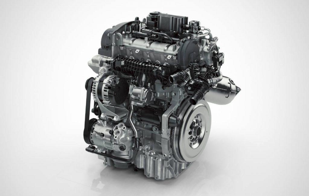 XC40, primer modelo Volvo con motor de tres cilindros