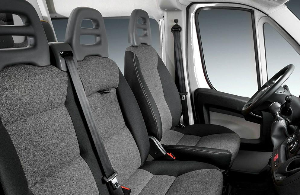 fiat ducato 2019 precios y versiones para m xico vision automotriz. Black Bedroom Furniture Sets. Home Design Ideas
