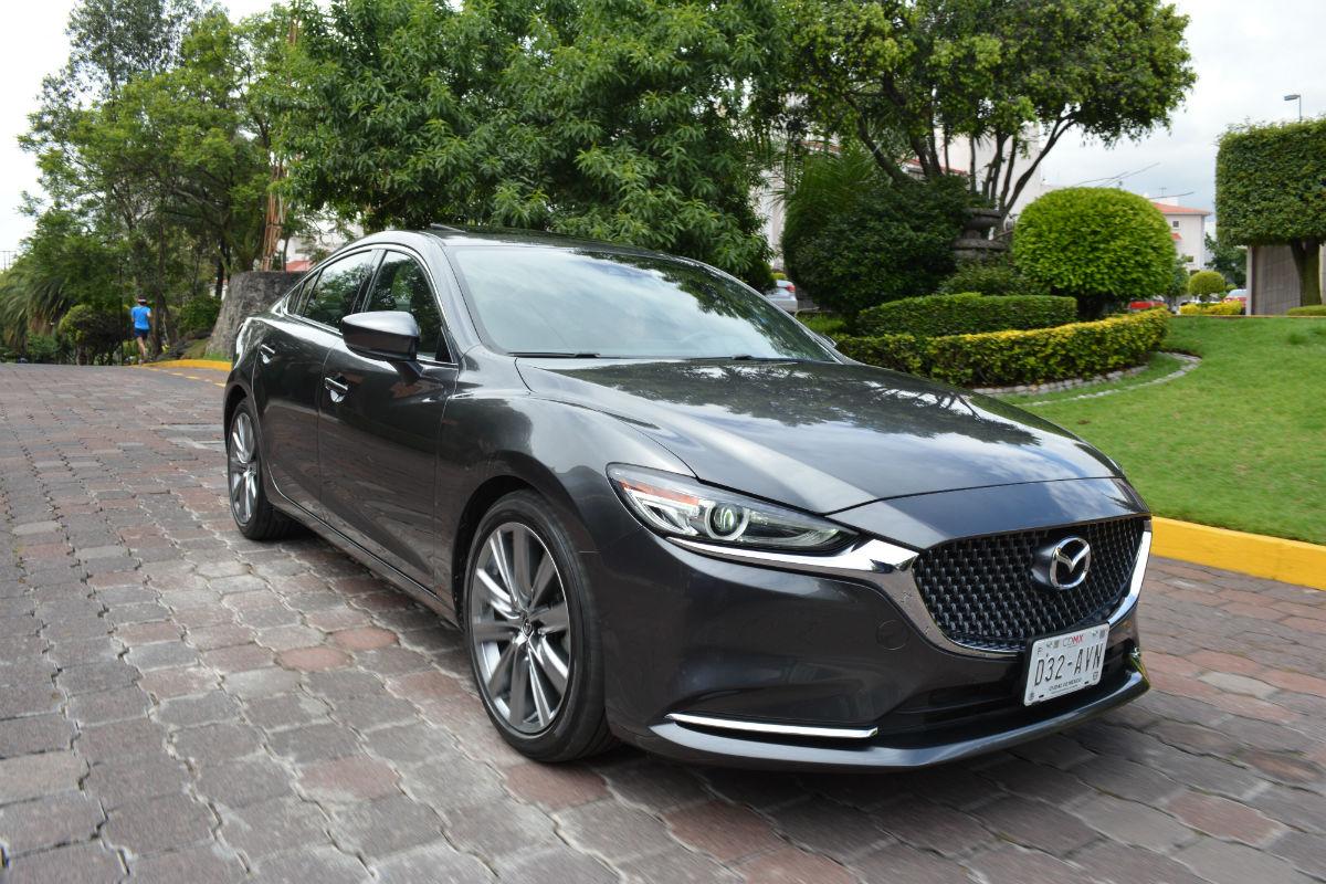 Fotogalería: Mazda 6 Signature 2019, paso adelante en ...