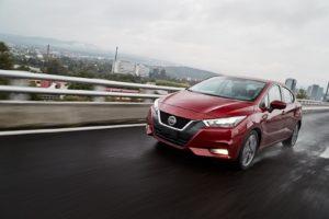 Nuevo Nissan Versa 2020 lanzmiento México 1