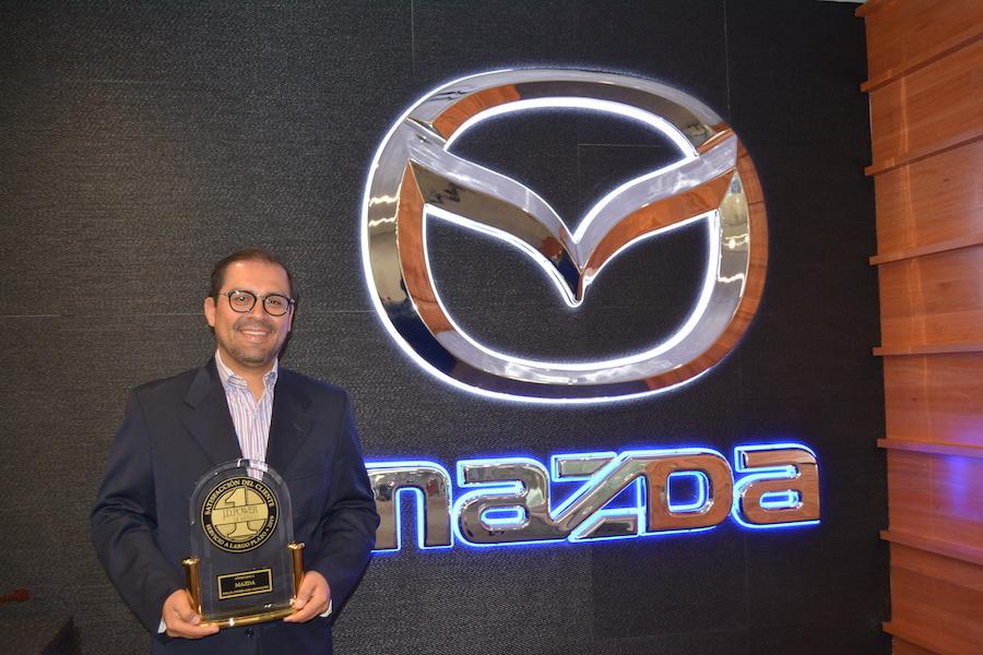 Mazda logró fascinar al cliente: Miguel Barbeyto Visión Automotriz Magazine 00