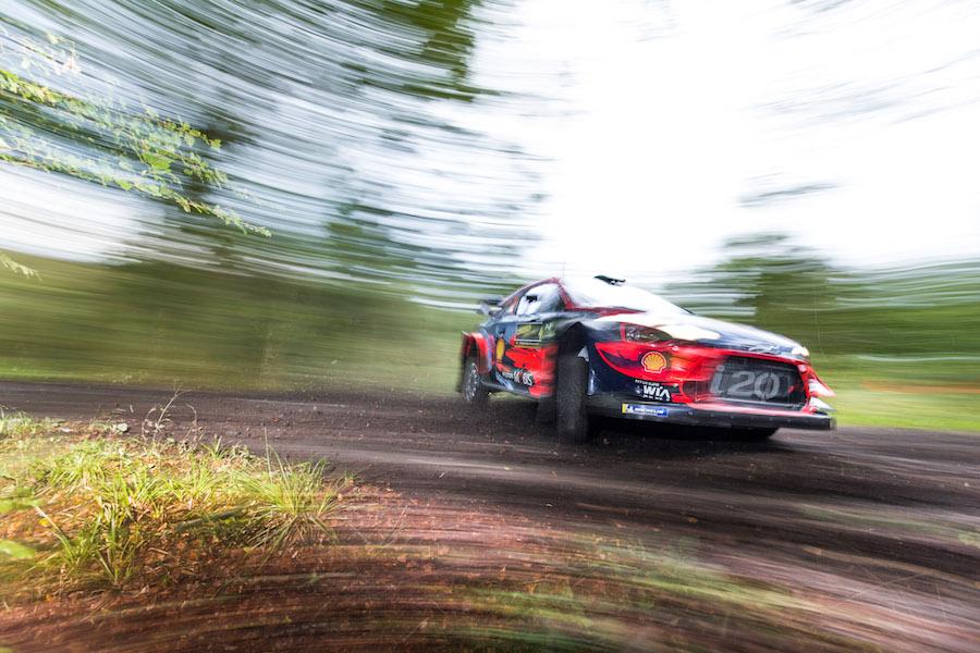 Segundo lugar para Hyundai en el Rally de GB Visión Automotriz Magazine