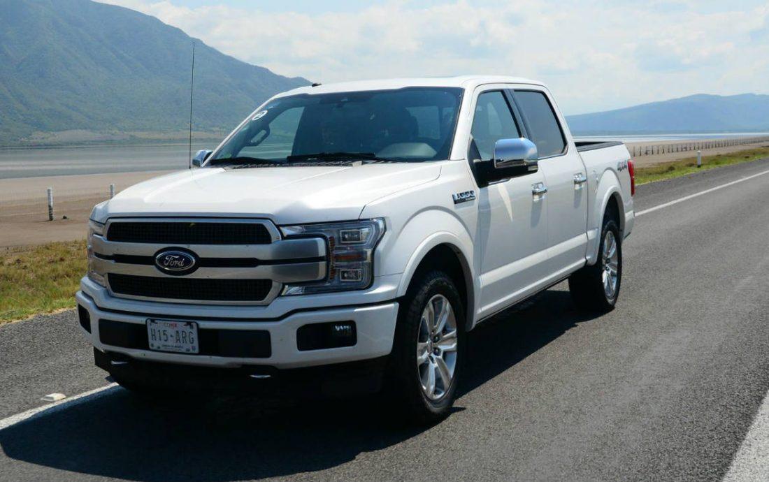 Ford Lobo 2018 llega más fuerte y con más tecnología ...