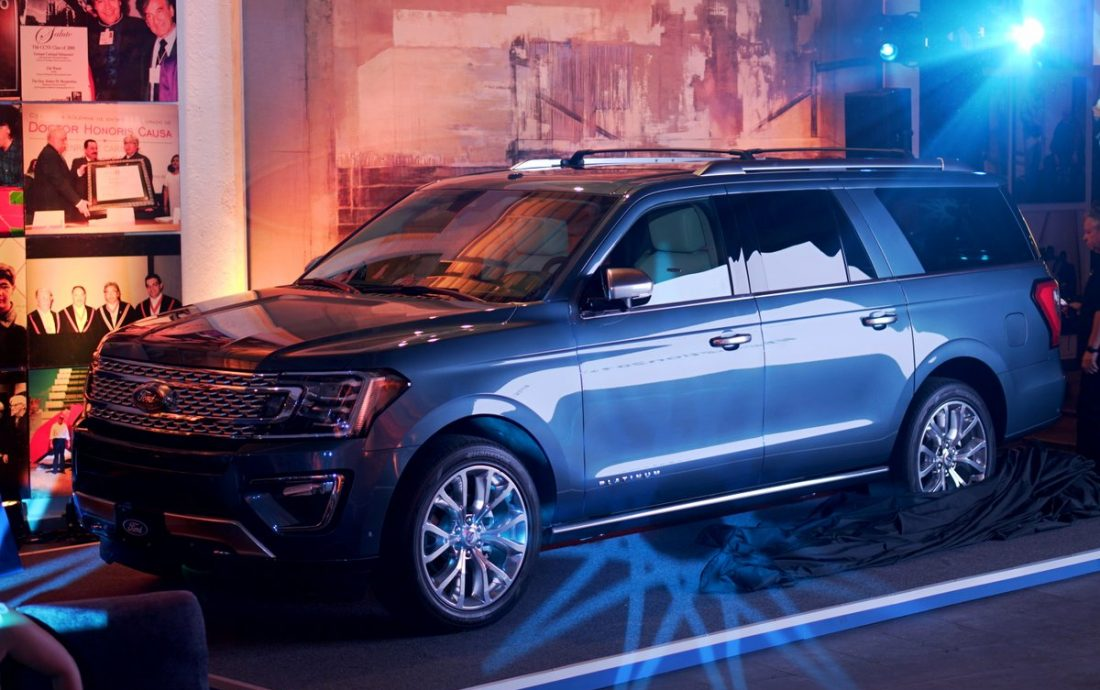 Ford Expedition  Muy Pronto En Mexico