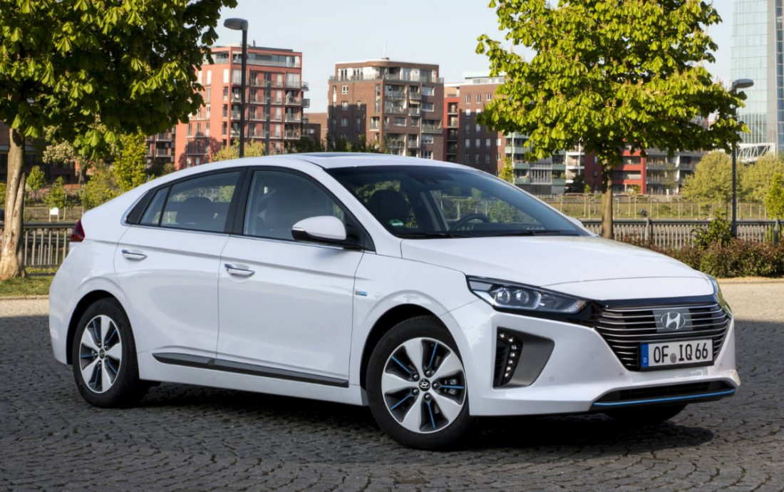 Hyundai Ioniq La Innovación Híbrida Coreana Llega A México