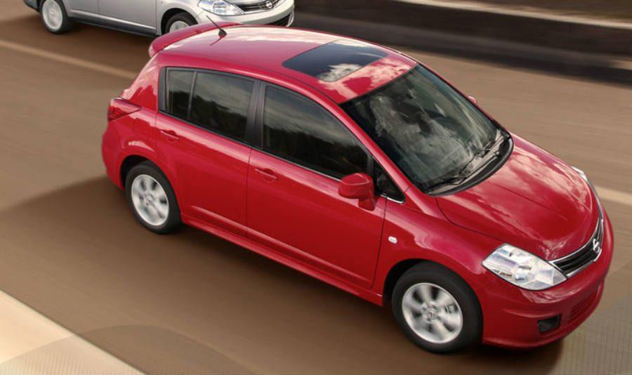 Nissan terminará producción de Tiida en 2018