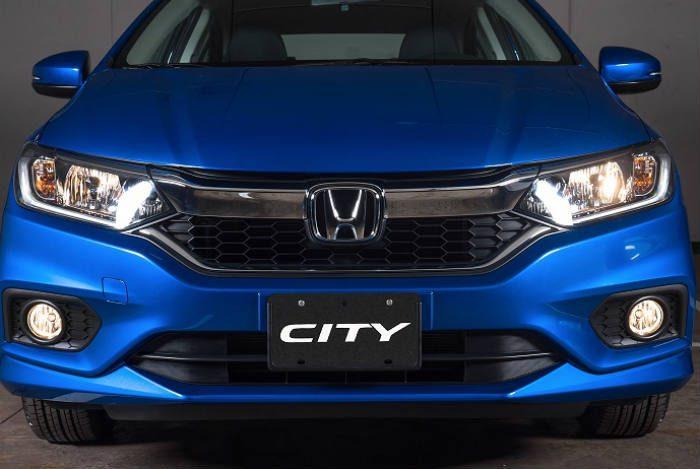 Honda City 2018 Energetico Y Deportivo Vision Automotriz