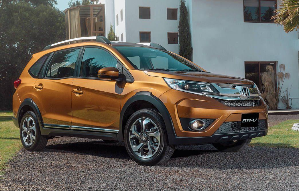 Honda BR-V llega a México, SUV para 7 pasajeros | Vision ...