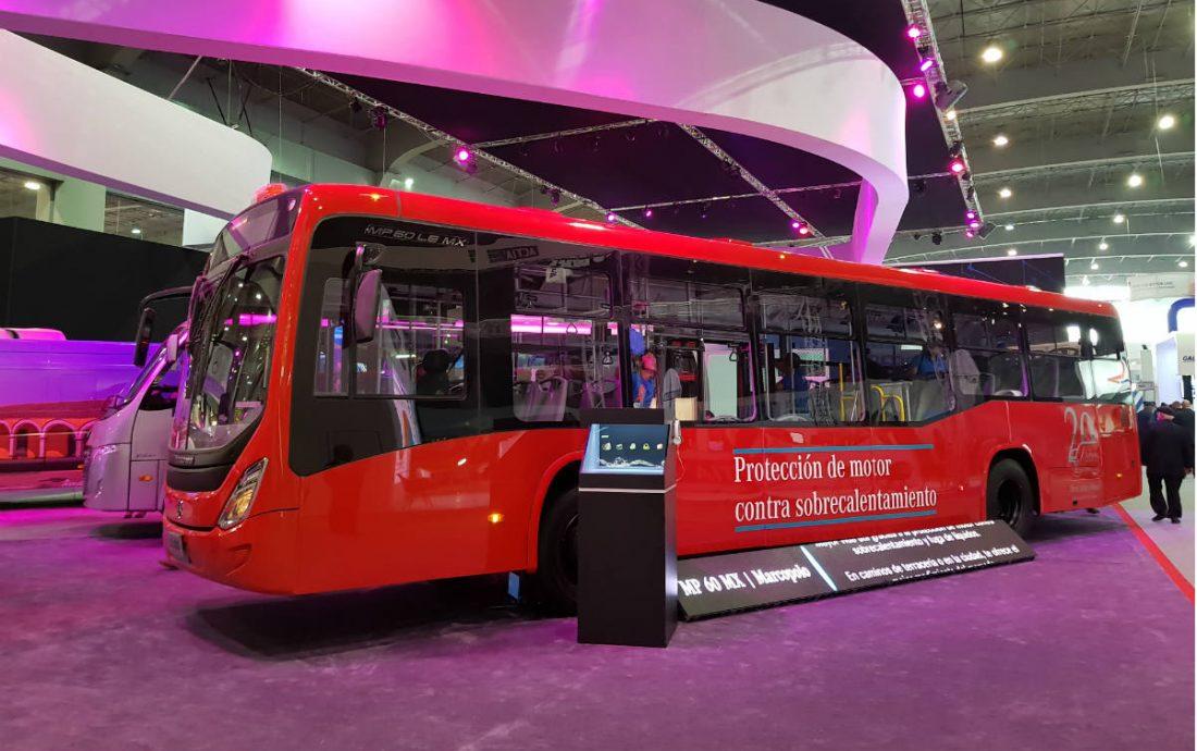 Mercedes-Benz Autobuses se luce en Expo Foro 2018 | Vision Automotriz