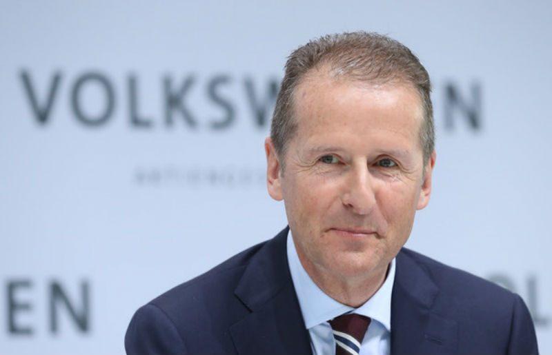 Volkswagen anuncia a Herbert Diess como nuevo director ejecutivo
