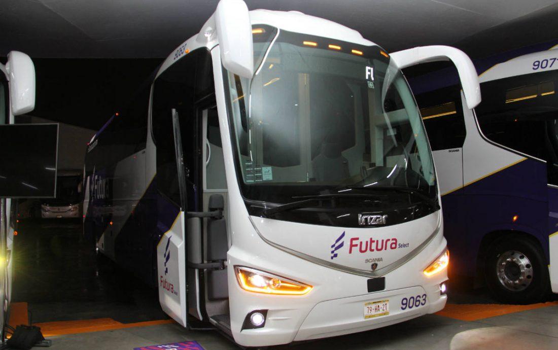 Entrega Scania 110 Autobuses A Grupo Estrella Blanca