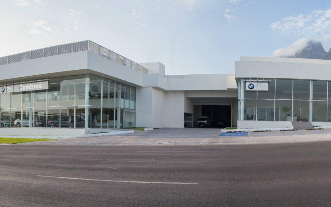 Vision Automotriz » Blog Archive » BMW Group amplía su red