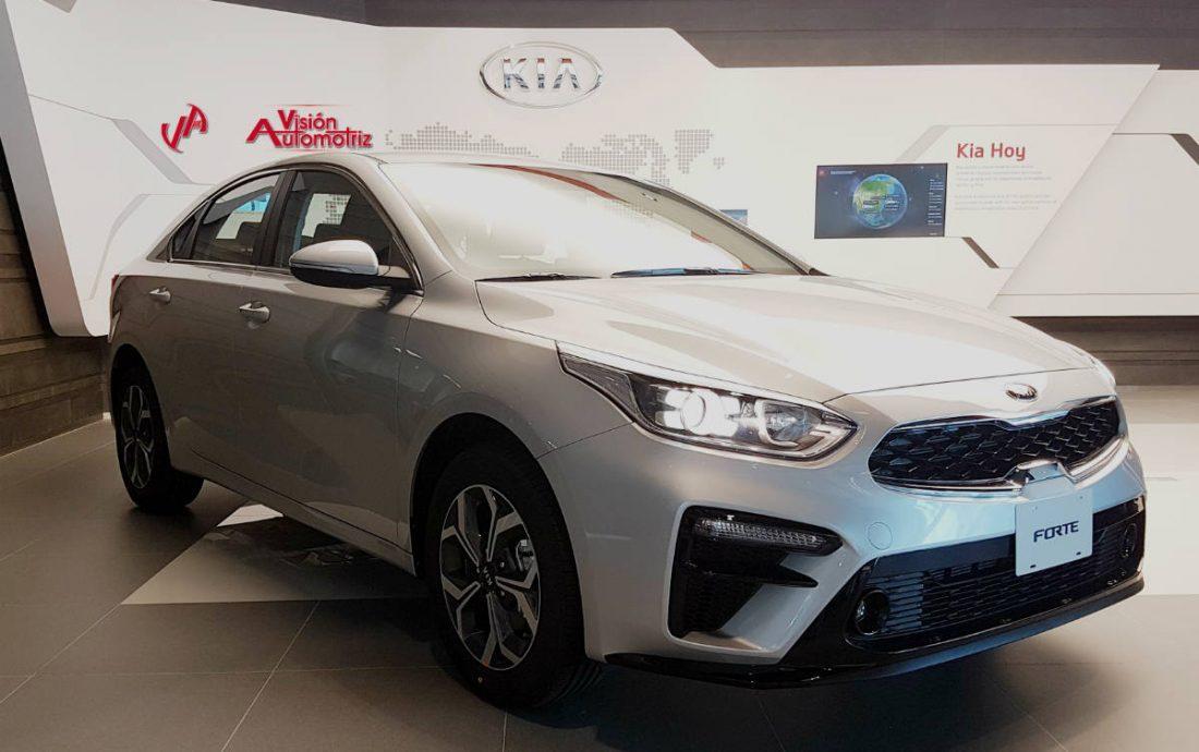 Kia Forte 2019 >> KIA Forte 2019: precios y versiones para México | Vision Automotriz