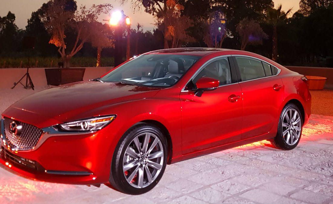 Fotogaleria Mazda 6 Signature 2019 Paso Adelante En Diseno Kodo