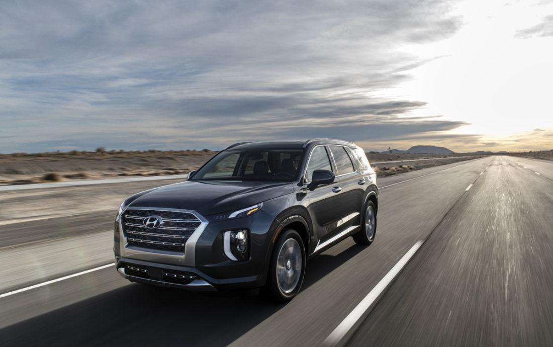 Vision Automotriz Blog Archive Hyundai Presenta La Nueva Suv Palisade 2020