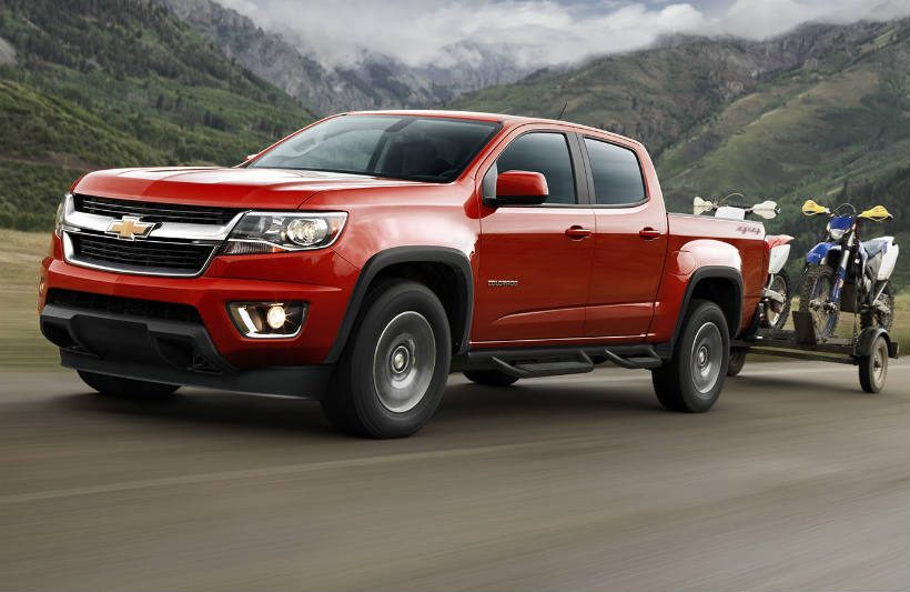 Chevrolet Colorado 2016 Ya Está Disponible En México