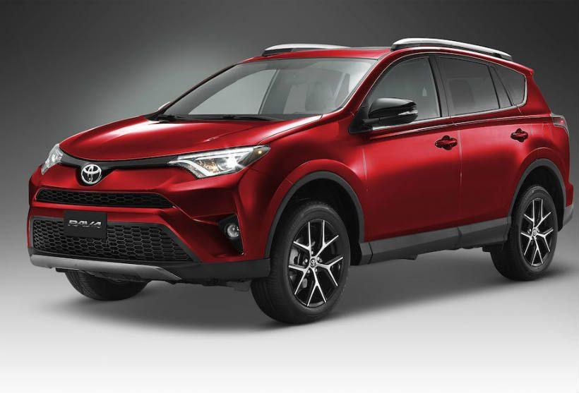Toyota Rav4 2016 Precios Y Versiones Para México