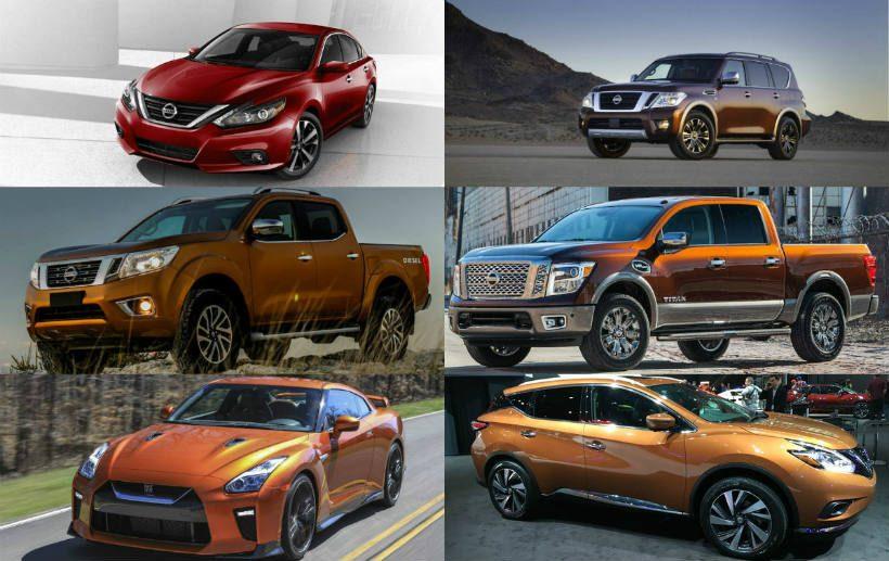 Nissan Mexicana prepara una avalancha de nuevos lanzamientos para ...