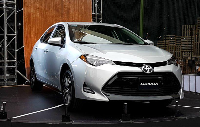 Toyota Presenta Corolla 2017 En México